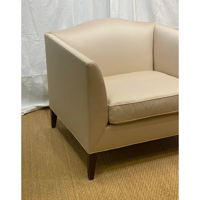 Traditional Club Chair by Baker Furniture For Sale - Image 3 of 11