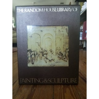 The Random House Library of Painting & Sculpture Books - Set of 4 Preview