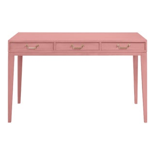 Casa Cosima Living Tilda Taper Leg Desk - Amaryllis For Sale