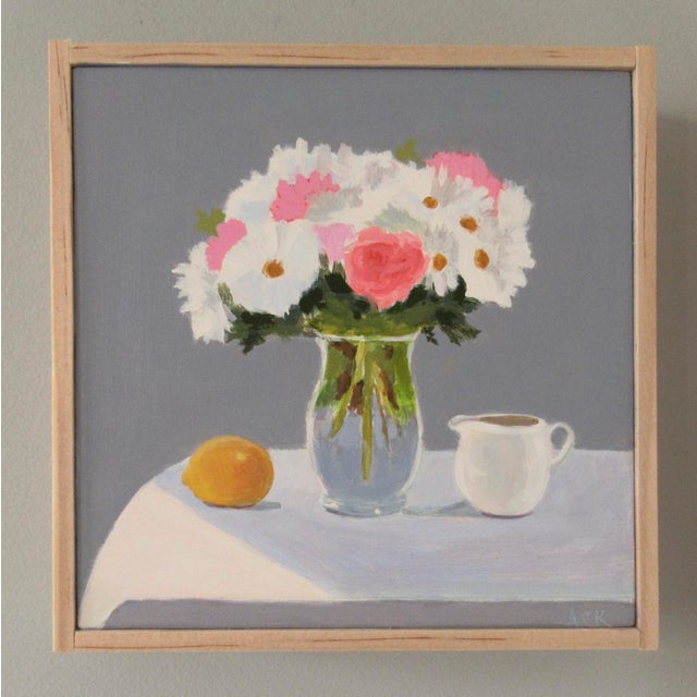 Anne Carrozza Remick Bouquet, Lemon and Creamer by Anne Carrozza Remick For Sale - Image 4 of 6