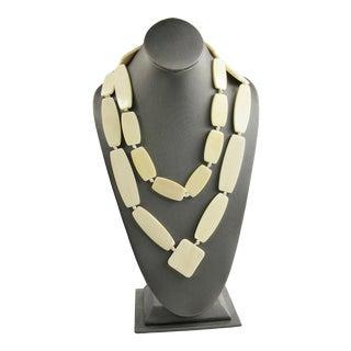 Gerda Lynggaard Monies Statement Necklace For Sale