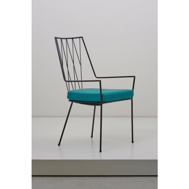 Set of Four Paul McCobb Pavilion Collection Chairs for Arbuck, Usa, 1953 For Sale - Image 10 of 13