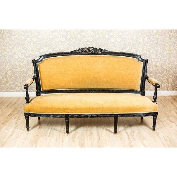 Antique Sofa from the Mid. 19th c. For Sale - Image 13 of 13