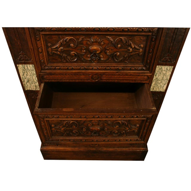 Antique French Renaissance-Style Chest of Drawers - Image 8 of 8
