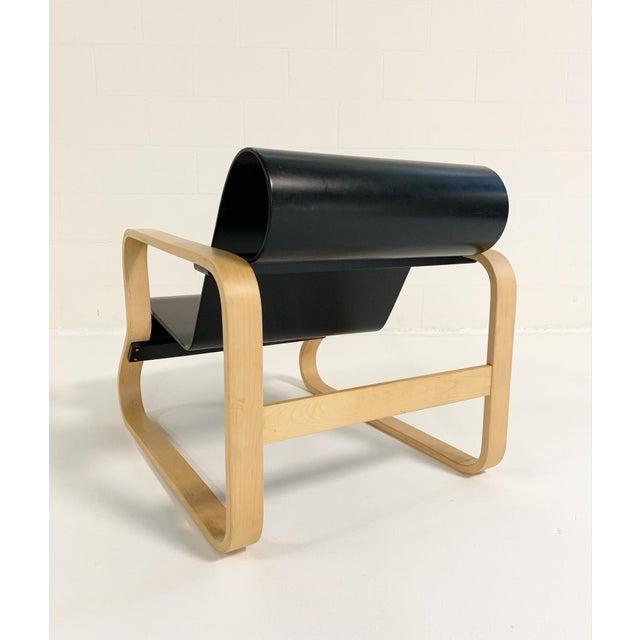 "Alvar Aalto Armchair 41 ""Paimio"" Lounge Chair For Sale - Image 9 of 11"