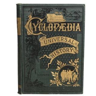 "1885 ""Cyclopaedia of Universal History"""