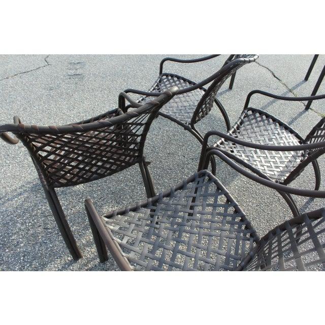Mid-Century Modern Mid-Century Modern Brown Jordan Outdoor Seats - Set of 4 For Sale - Image 3 of 5