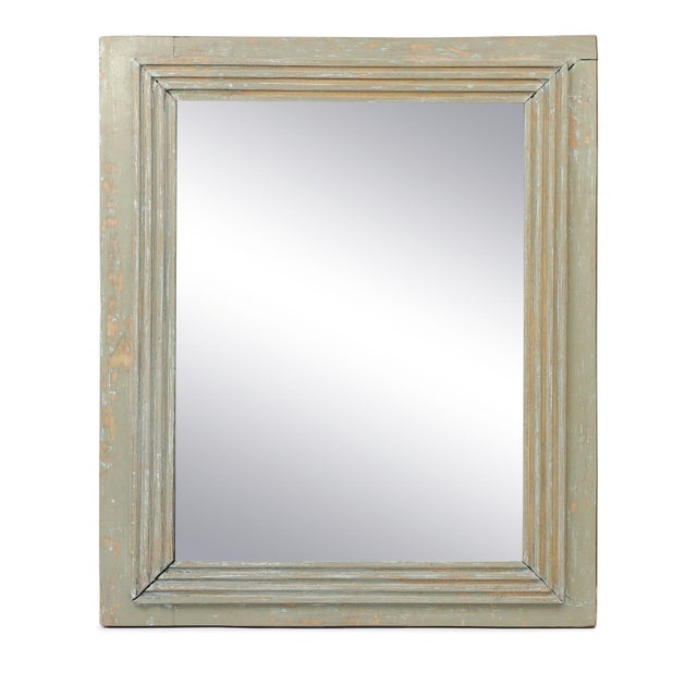 French Painted Mirror For Sale - Image 13 of 13