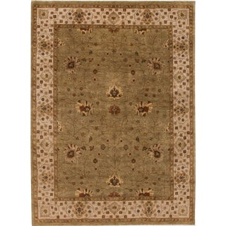 """21st Century Contemporary Indian Rug , 8'8"""" X 11'9"""" For Sale"""