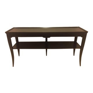 Mrs. MacDougall Console Table