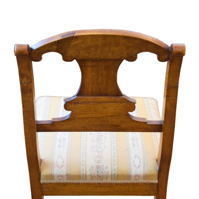 Early 19th Century Single Biedermeier Chair For Sale - Image 5 of 7