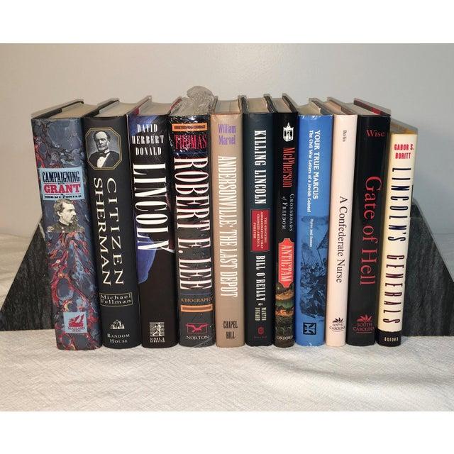 Civil War History Books - Set of 11 - Image 2 of 5