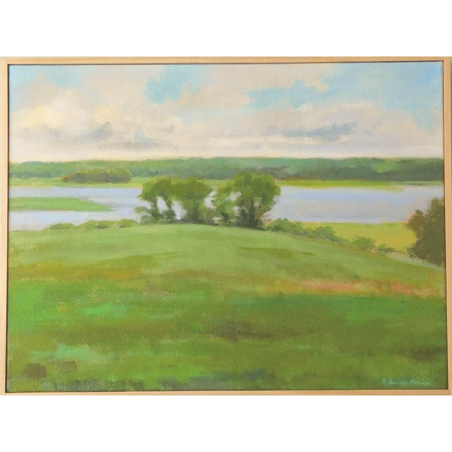 """""""Afternoon by the River"""" Painting - Image 1 of 6"""