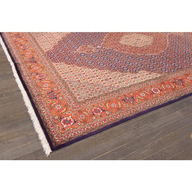 Apadana-Persian Rug - 8 ′4″ × 11'8″ For Sale - Image 4 of 4