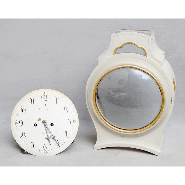 Antique Swedish Mora Clock - Image 3 of 9