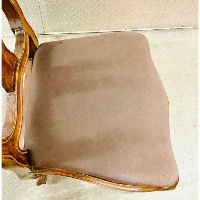 19th Century Neoclassical French Dining Chairs - Set of 4 For Sale - Image 11 of 12