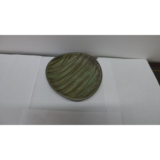 Mid 20th Century Mid-Century Danish Ceramic Bowl For Sale - Image 5 of 7