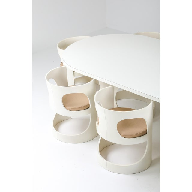 Arne Jacobsen Arne Jacobsen Pre Pop Dining Table for Asko - 1969 For Sale - Image 4 of 12