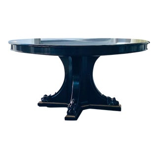 Ralph Lauren Empire Dining Table For Sale