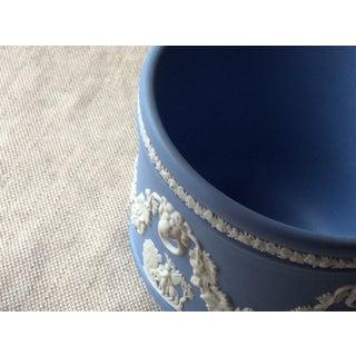 Wedgewood Blue Jasperware Cachepot Preview