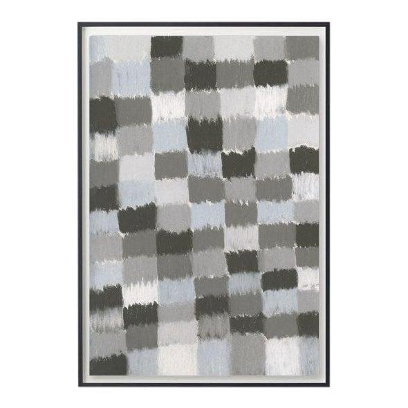 """Soft Grids #1"" Unframed Print For Sale"