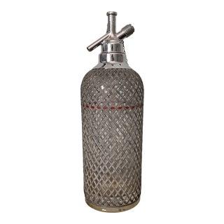 Vintage Sparklets of New York Seltzer Bottle For Sale