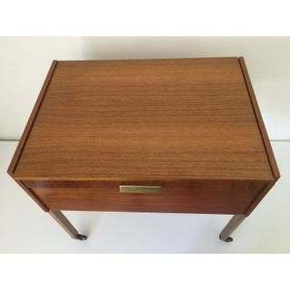 Mid-Century Modern Danish Sewing Box Preview