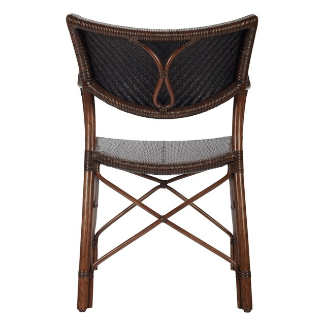 Selamat Designs Henny Cinnamon Rattan Arm Chair - Image 3 of 3