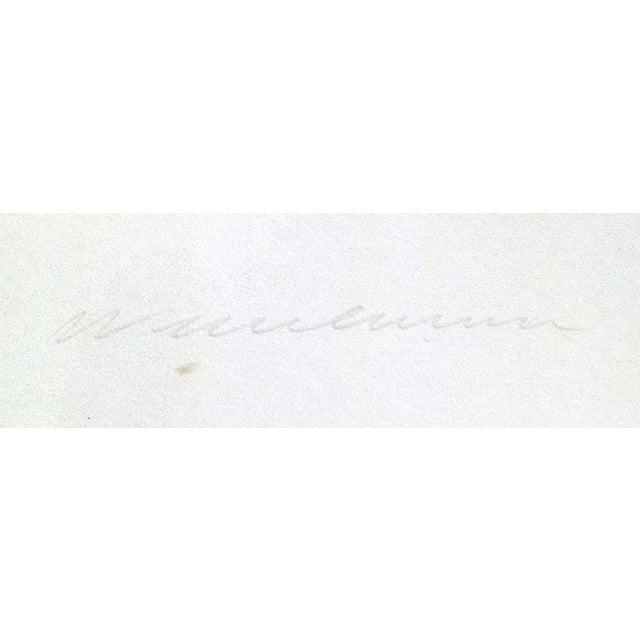 1976 Tom Wesselmann Smoker Serigraph - Image 2 of 3