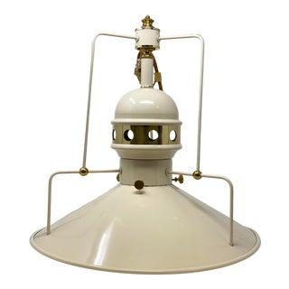 Vintage Railroad Lantern Pendent For Sale