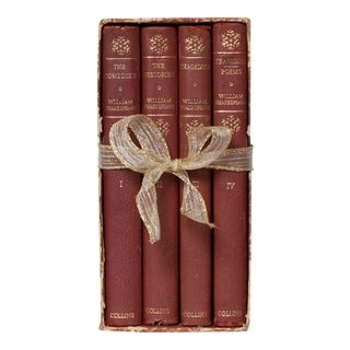 Vintage Shakespeare Plays Boxed Gift Set - 4 Books For Sale
