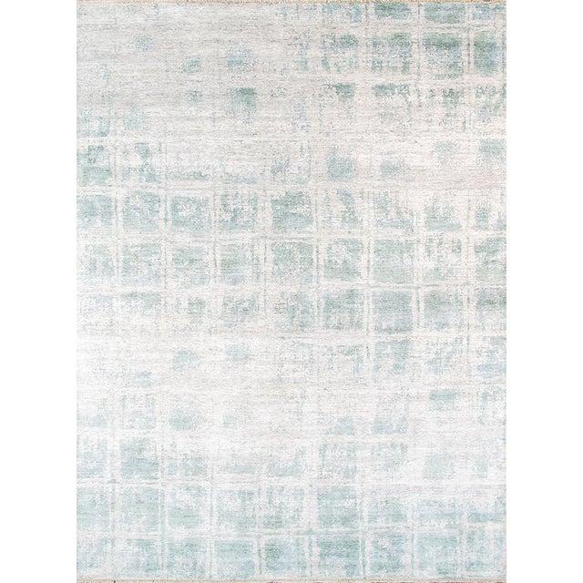 Pasargad Modern Bamboo Silk Area Rug- 10' X 14' - Image 1 of 6