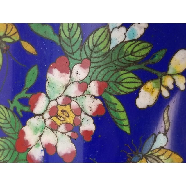 Antique Chinese Cloisonne Box For Sale In New York - Image 6 of 11