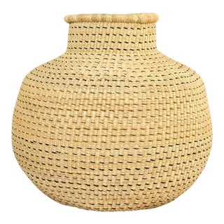 African Ghana XIV Basket For Sale
