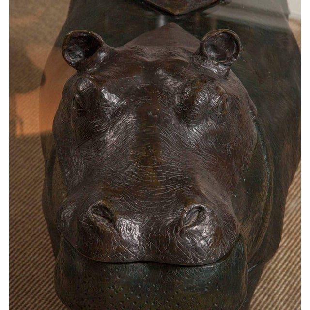 Late 20th Century Hippo Table by Mark Stoddart For Sale - Image 5 of 9
