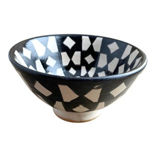 Moroccan Modern Footed Bowl, Mamounia For Sale