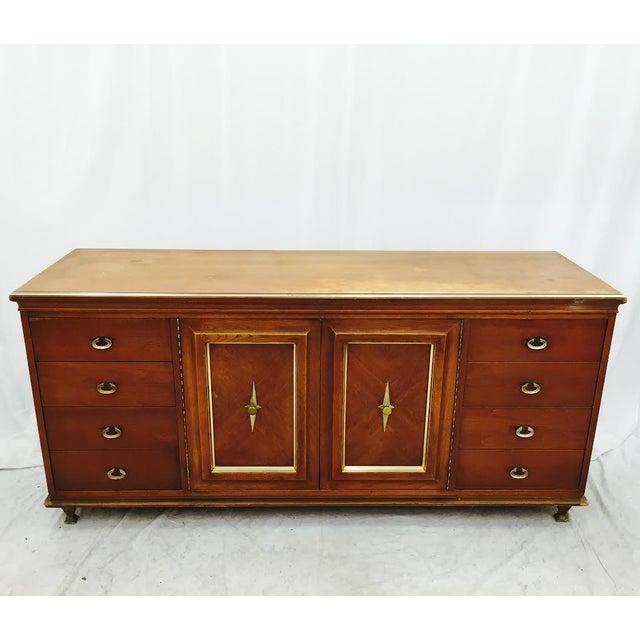 American of Martinsville Credenza Dresser For Sale - Image 10 of 10