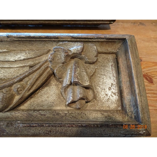 Pair of 18th Century Italian Architectural Panels For Sale - Image 4 of 13