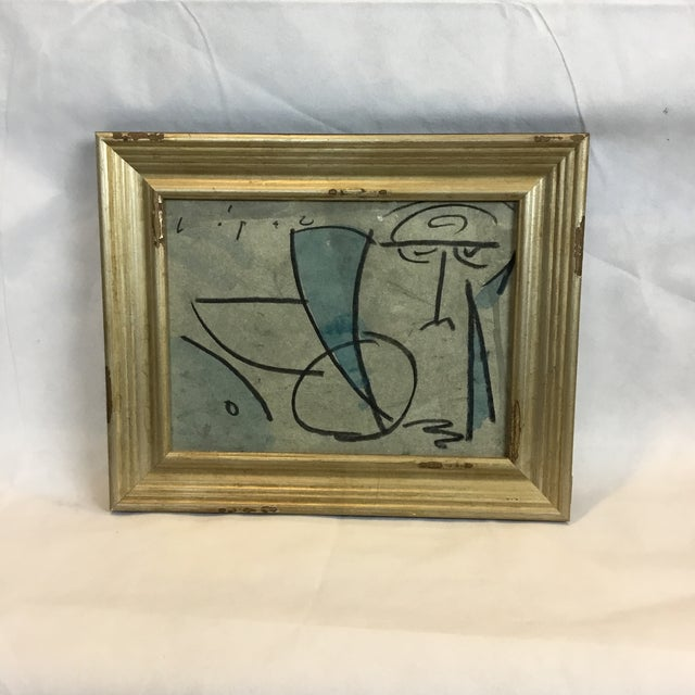 Lucia Lopez Study #13 For Sale In Wichita - Image 6 of 6