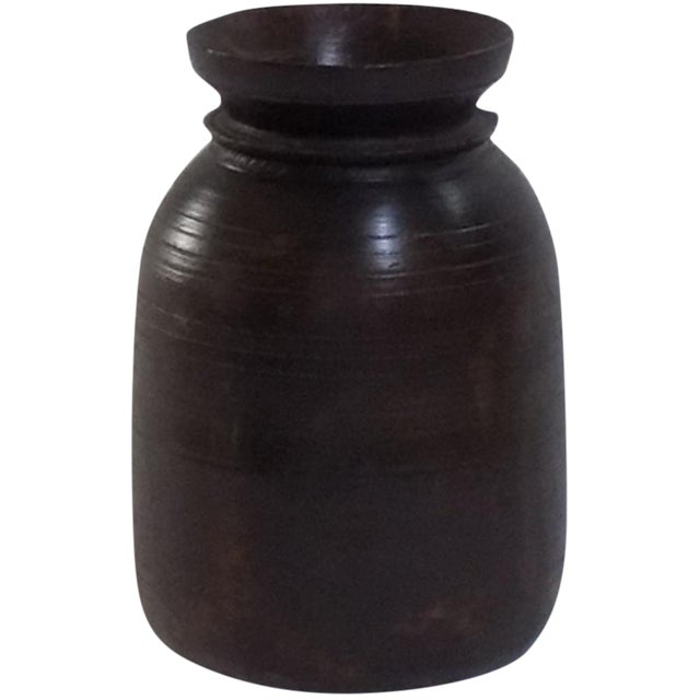 Indian High-Neck Pot For Sale