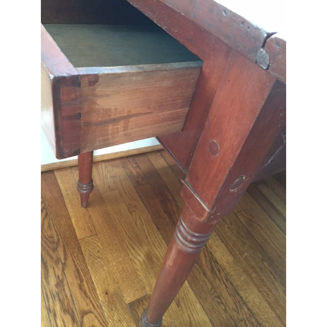 Mid 19th Century Cherrywood Gate Leg Table - Image 3 of 5