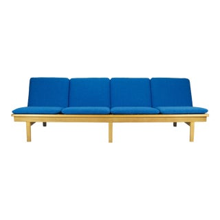 1960s Vintage Borge Mogensen for Fredericia Stolefabrik Danish Modern Sofa For Sale