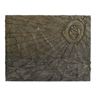 Paul Evans Wall Relief For Sale