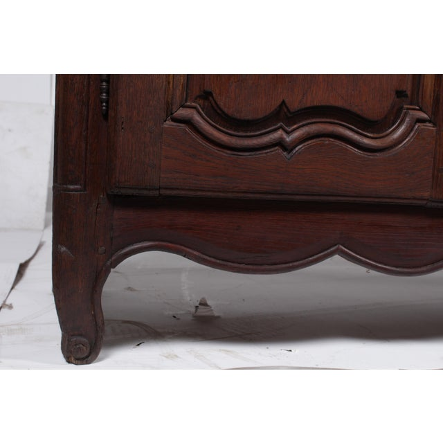 Louis XV French Country Buffet For Sale In Nashville - Image 6 of 11