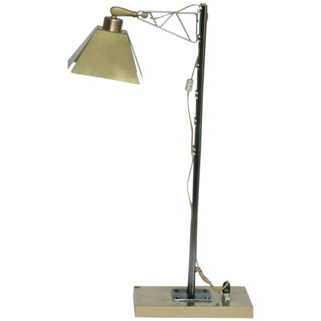 "Curtis Jere ""Jacob's Ladder"" Table Lamp For Sale"