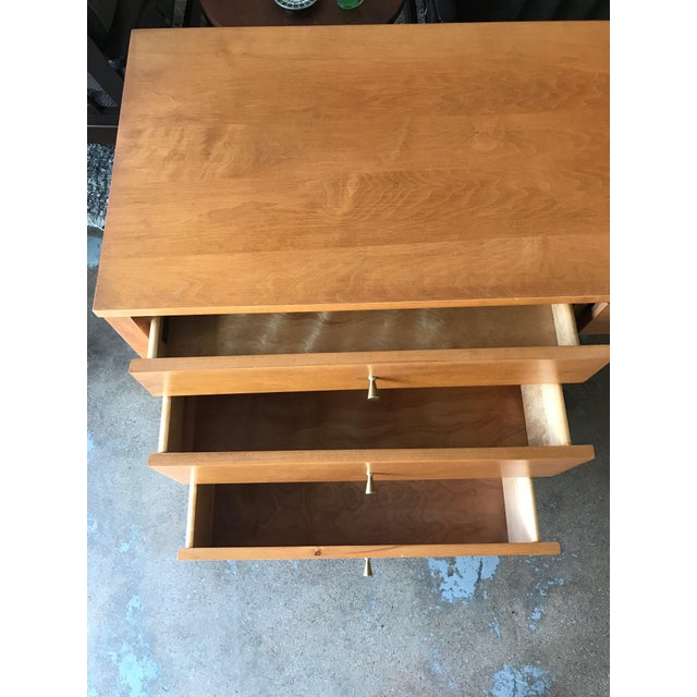 1950s Vintage Paul McCobb Planner Group Desk For Sale - Image 9 of 12