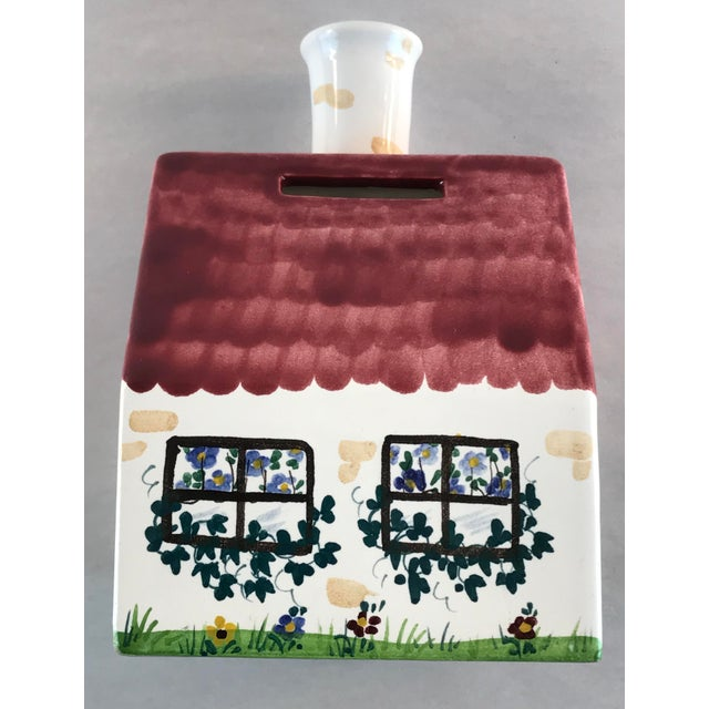 Tiffany and Co. Cottage House Piggy Bank For Sale - Image 10 of 10