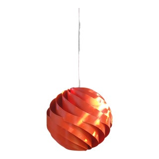Turbo Pendant Light by Louis Weisdorf For Sale