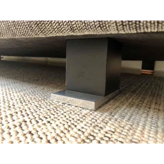 Roche Bobois Elixir Model Upholstered 4-Seat Sofa For Sale - Image 9 of 9