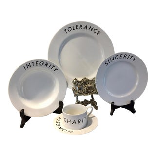 Fine Bone China From Japan by Harley - Set of 38 For Sale
